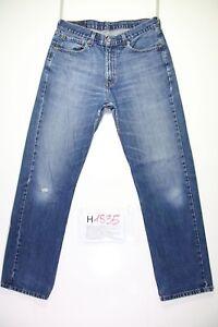 Levi-039-s-751-Boyfriend-Cod-H1835-taille-48-W34-L32-jeans-d-039-occassion-vintage