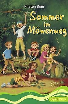 Sommer im Möwenweg von Boie, Kirsten | Buch | Zustand gut
