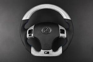 Lexus IS350 IS250 ISF IS-F Carbon Steering Wheel NO CORE EXCHANGE NEEDED SLIVER