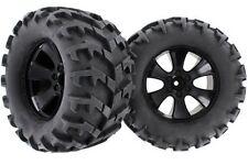 Redcat Racing BS904-014 Tire Unit-V-pattern Black 2 PCS  BS904-014