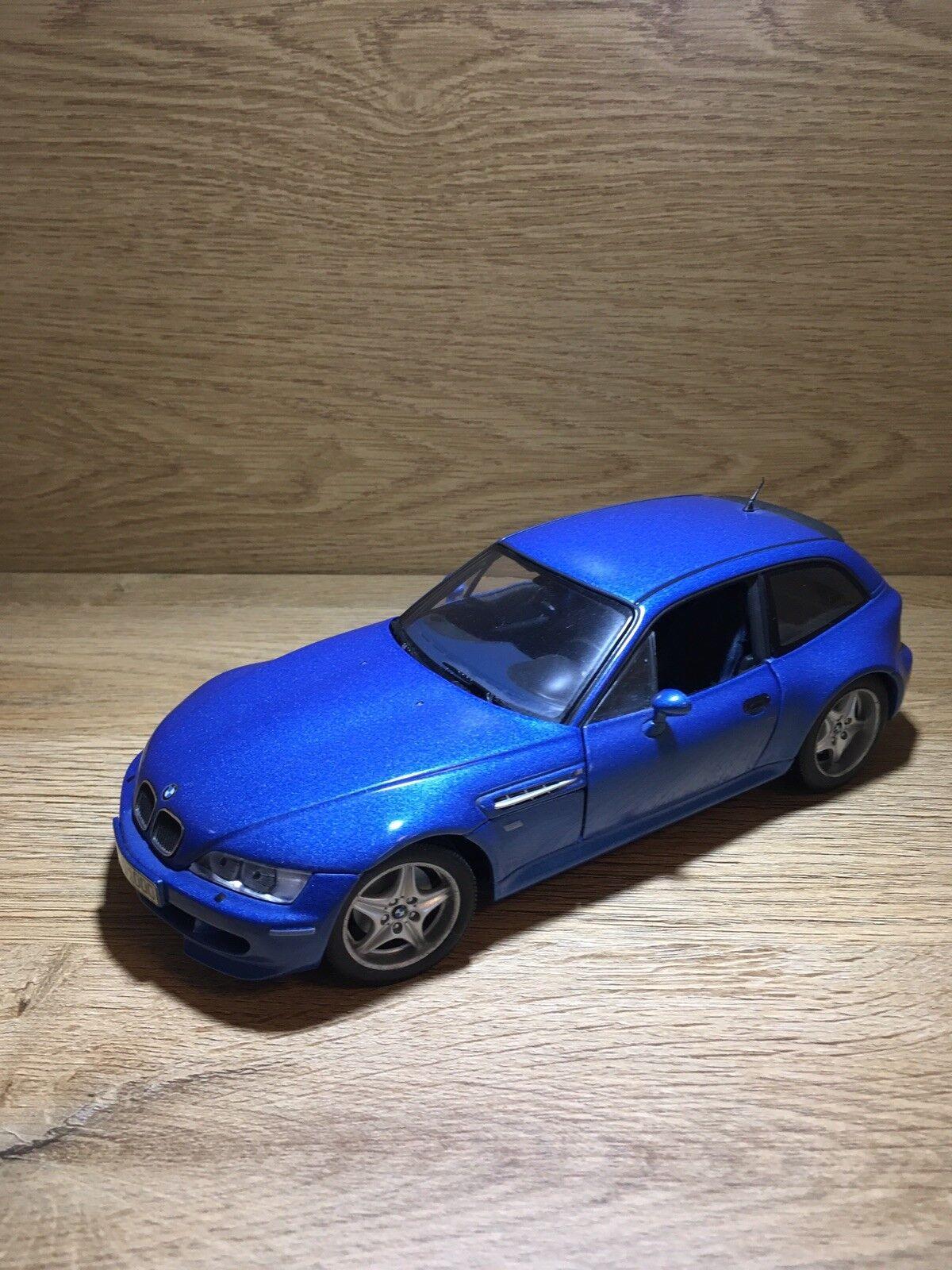 BMW z3 M Coupe, 1 18 UT models model