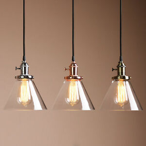 PATHSON-7-2-034-GLASS-LAMPSHADE-FIXTURE-RETRO-INDUSTRIAL-LOFT-CEILING-LIGHT-PENDANT