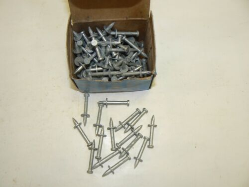 STAR DRIVE PINS #7906 12000 Box of 100 Pcs.