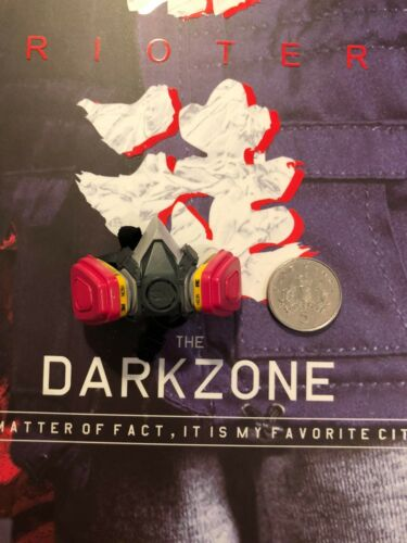 Virtual Toys The Dark Zone Rioter Gas Mask loose 1//6th scale