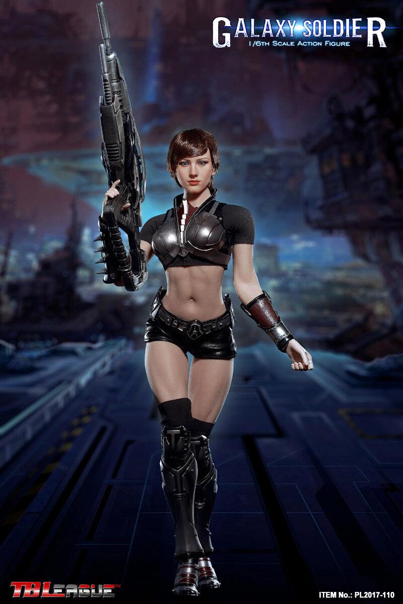TBLeague PHICEN Seamless Female Body Galaxy Soldier 1/6 Figure