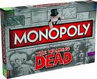 Winning Moves Monopoly - The Walking Dead Edition