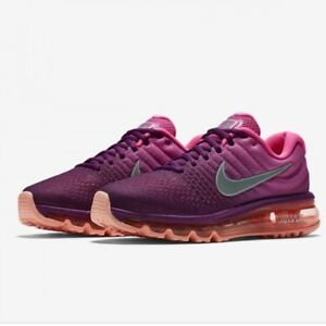 NEW Nike Women s 849560 502 Air Max 2017 Size 11.5 great gift color ... 722dd2149
