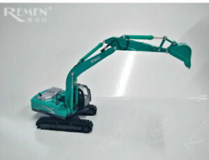 Kobelco-1-50-SK350-LC-8-Super-8-alloy-excavator-Construction-Vehicle-Truck-Toy