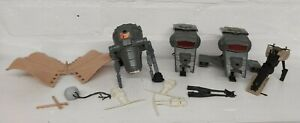 Vintage-Star-Wars-Huge-Job-Lot-Spares-Glider-Mini-rigs-Speeder-Bike-etc