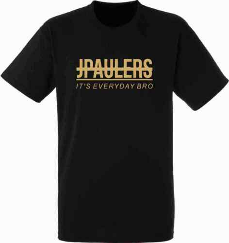 JPaulers It/'s Everyday Bro Inspired T-Shirt Youtubers Unisex Kids Adult Sizes