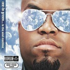 Cee-Lo Green... Is the Soul Machine [PA] by Cee Lo Green (CD ONLY)