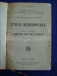 GUIDA-TOURING-ABRUZZO-MOLISE-PUGLIA-ITALIA-MERIDIONALE