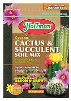 Hoffman 10410 10 Quart Organic Cactus & Succulent Potting Soil Mix