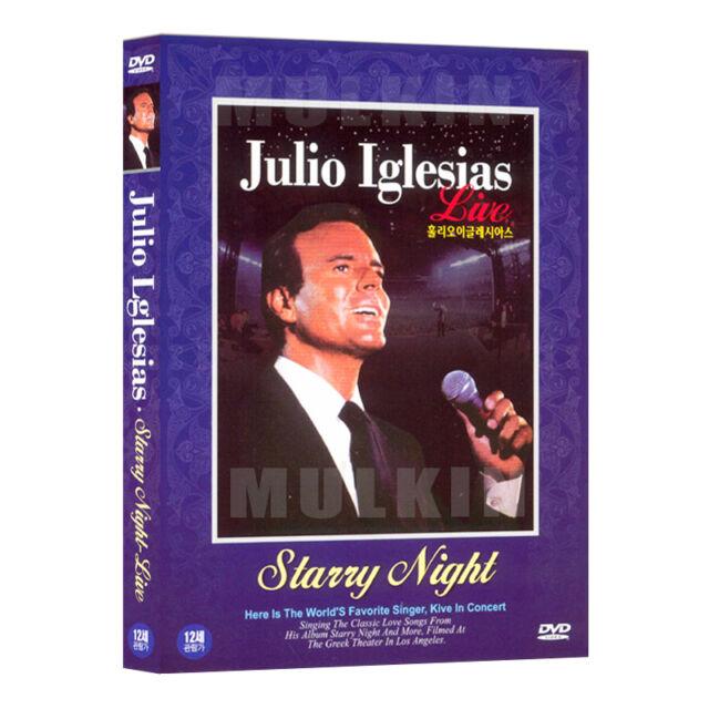 dvd julio iglesias starry night gratis