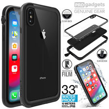 brand new 59143 de87d CATALYST Waterproof Case for iPhone Xs Max - Stealth Black