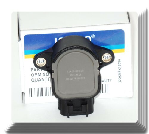 TPS With Electrical Connector Fits:Pontiac Toyota Throttle Position Sensor