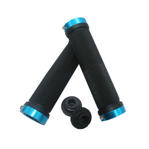 Universal-Bike-Cycling-Part-Bicycle-Handlebar-Grips-Covers-Anti-Skid-Hand-Blue