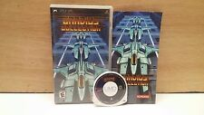 Gradius Collection Complete Sony PSP Tested & Working Free Shipping
