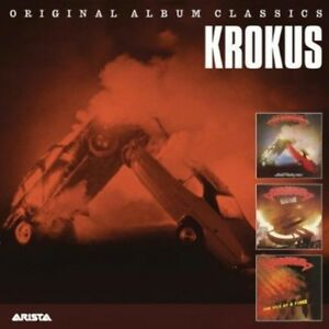 Krokus-Original-Album-Classics-New-CD-Germany-Import