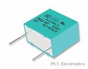 KEMET-F862BY474K310ALR0L-Film-Capacitor-AEC-Q200-F862-Series-0-47-F