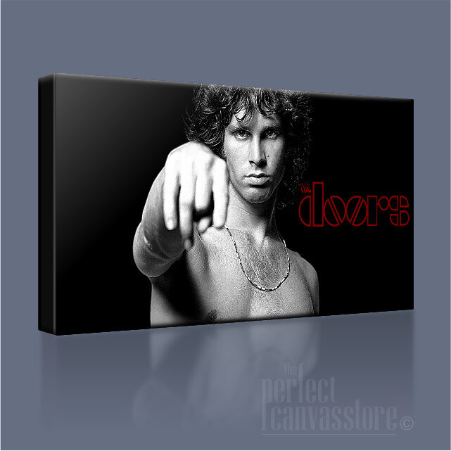 Jim morrison the doors légendaire emblématique photo toile art imprimé photo emblématique art williams d2baa1