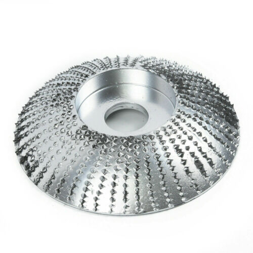 Carbide Wood Sanding Carving Shaping Disc For Angle Grinder//Grinding Wheel 85mm