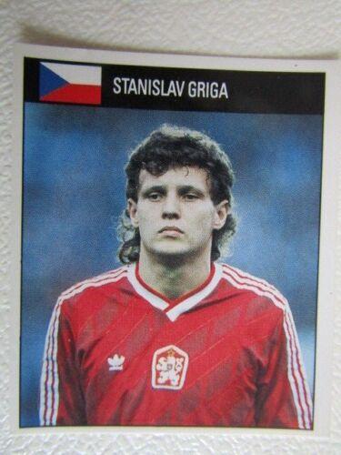 Orbis 1990 Italia 90 Copa Mundial de Fútbol Pegatinas Pegatina varaints ef3