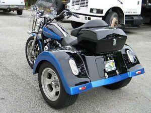 Details about Trike Conversion Kit for all Harley Davidson FXD Dyna models