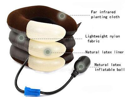 Hot Sale Adjustable Neck Stretcher Pain Relief Shoulder Tension Back Traction