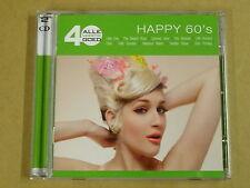 2-CD / ALLE VEERTIG GOED - HAPPY 60's
