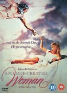 Nuovo-E-God-Created-Donna-DVD