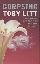 Corpsing - Toby Litt - Paperback Book