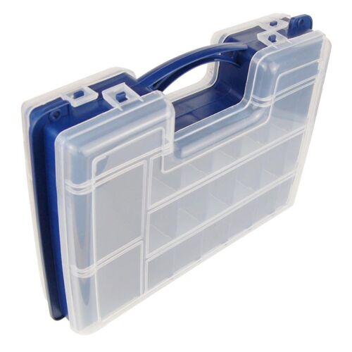 para piezas pequeñas con asa Pequeño surtido recuadro con hasta 32 compartimentos