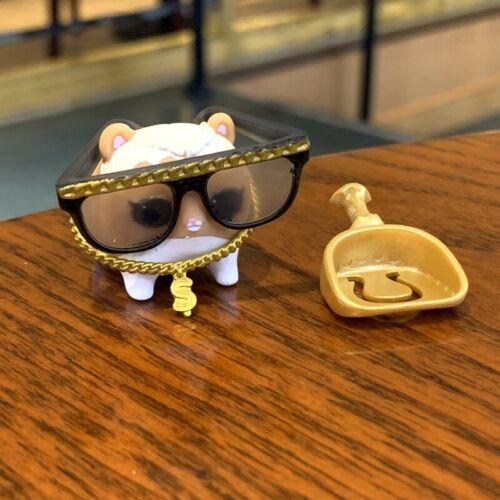2Pcs LOL Surprise Pets Series 3 ULTRA RARE Hamsters M.C Hammy /& Cherry Ham toy