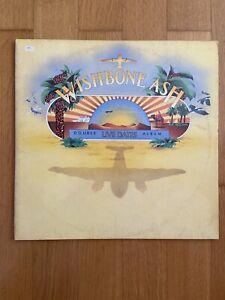 Wishbone-Ash-DOUBLE-Live-appuntamenti-Album-Vinile-Gatefold-1972-OIS-MCA-Rec