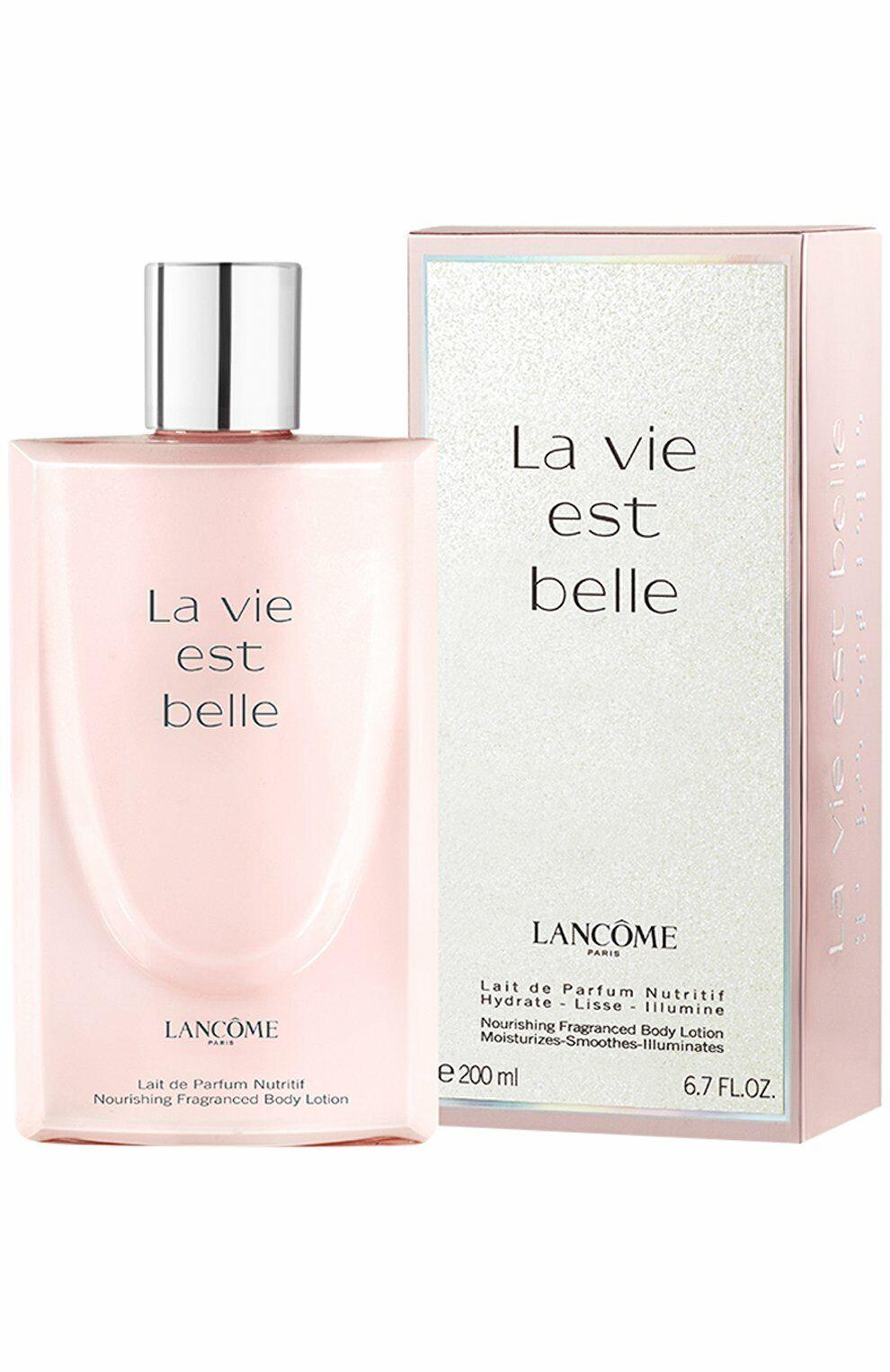 Lancôme La Vie Est Belle Body Lotion 200ml For Sale Online Ebay