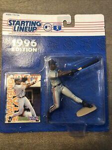 ⚾️ 1996 STARTING LINEUP - SLU - MLB - ALBERT BELLE - CLEVELAND INDIANS - 1