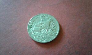 Spain 25 Centimos 1925 coin