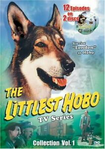 The Littlest Hobo TV Series Collection 1 [New DVD] Black & White, Full Frame