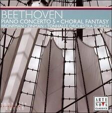 Unknown Artist Beethoven: Piano Concerto No 5 CD