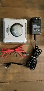 Bachmann HO/N Scale E Z Track Speed Controller with DC Power Adapter