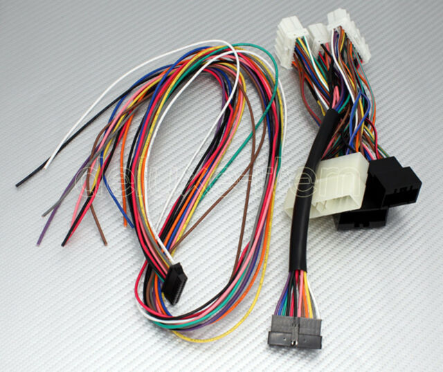 conversion jumper wire wiring harness replace obd0 to obd1 ecu fit rh ebay com h22 obd1 wiring harness h22 obd1 wiring harness