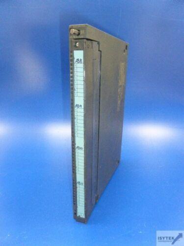 Siemens Simatic S7 SM422 6ES7422-1BL00-0AA0 6ES7-422-1BL00-0AA0 V.04