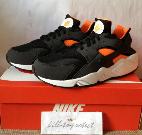 Uk Huarache 11 Orange 7 Air 9 Nike 8 Us 12 081 Le Totale Black 13 2013 10 318429 qRzUxnn5I