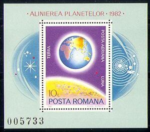 Romania-1981-pianeti-luna-TERRA-astronomia-1v-M-S-n29262
