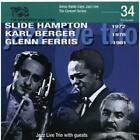 Swiss Radio Days Vol.34/1972,1978,1981 von Slide Hampton,Karl Berger,Glenn Ferris (2013)