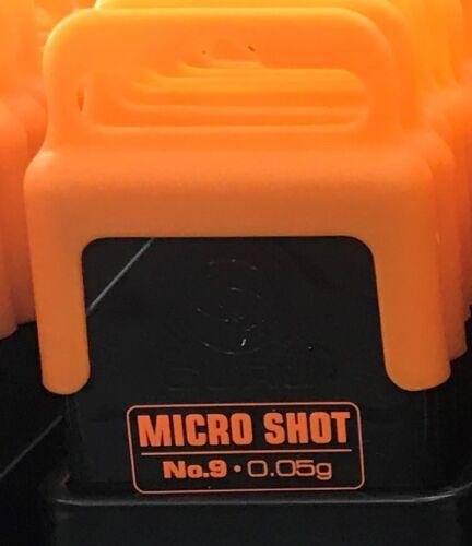 GURU MICRO SHOT ALL SIZES FOR MATCH COARSE FISHING