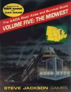 The-AADA-Road-Atlas-and-Survival-Guide-The-Midwest-Volume-5-Supplement-GOOD