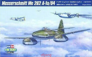 Hobbyboss-1-48-80372-Messerschmitt-Me262A-1a-U4-Model-kit-Hot