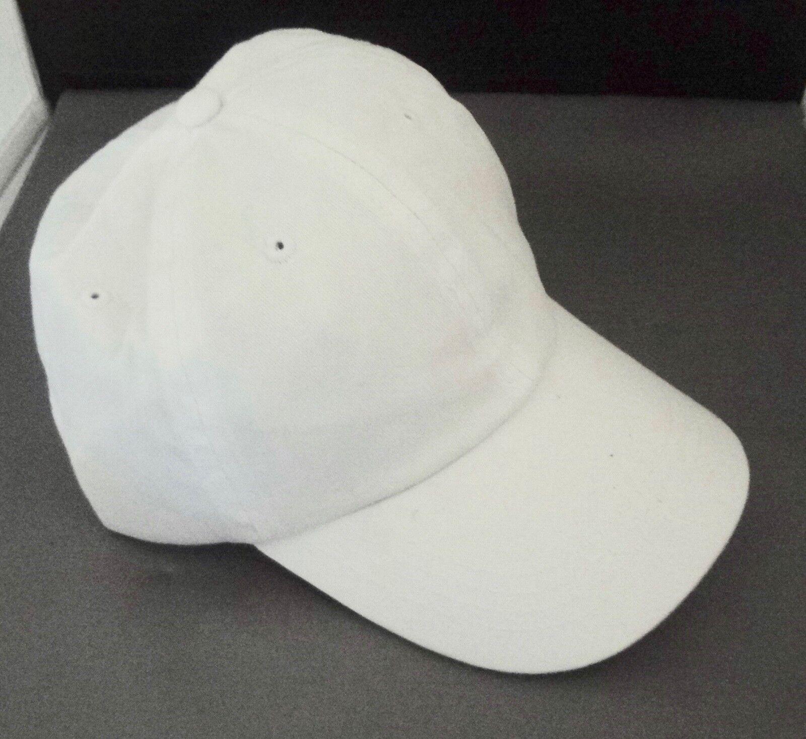Gorras de béisbol, 17 blancoo, Enza